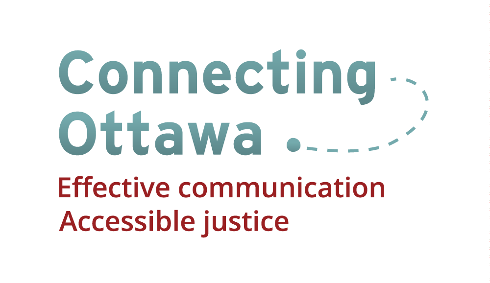 Connecting Ottawa logo
