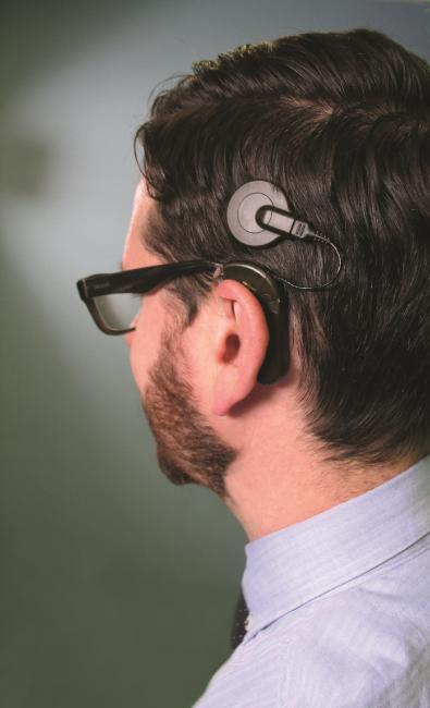 Cochlear Implant user.