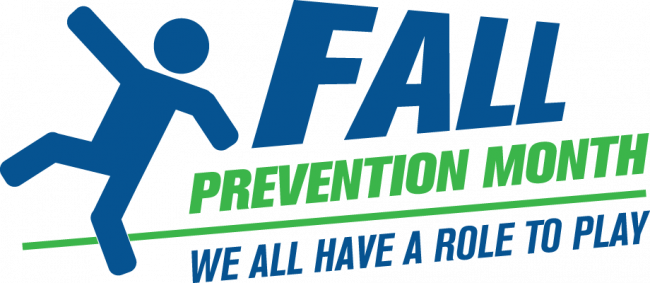 Fall Prevention Month