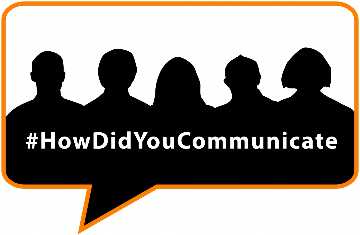 How Did You Communicate?