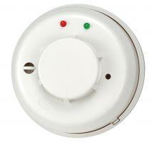 Le détecteur de fumée et émetteur Silent Call émet un signal à travers les portes et les murs. Ajoutez-le à votre trousse SILENT-SHAKE.