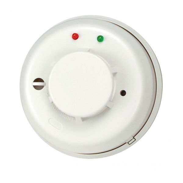 The Silent Call Smoke Alarm Transmitter transmits through doors and walls. Add it to your SILENT-SHAKE unit.