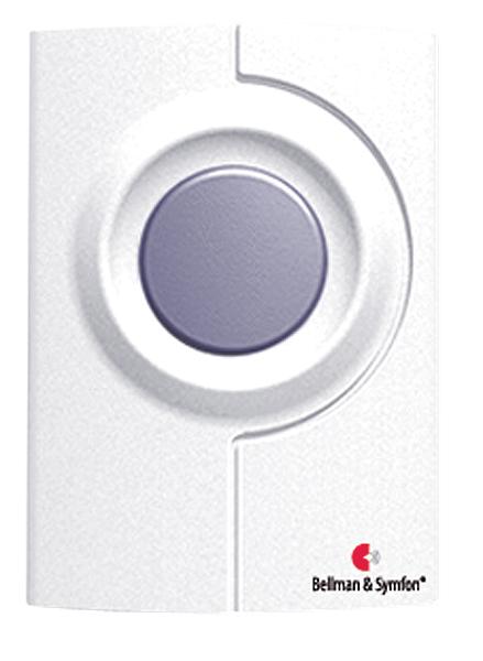 Bellman & Symfon Visit Push-Button Transmitter