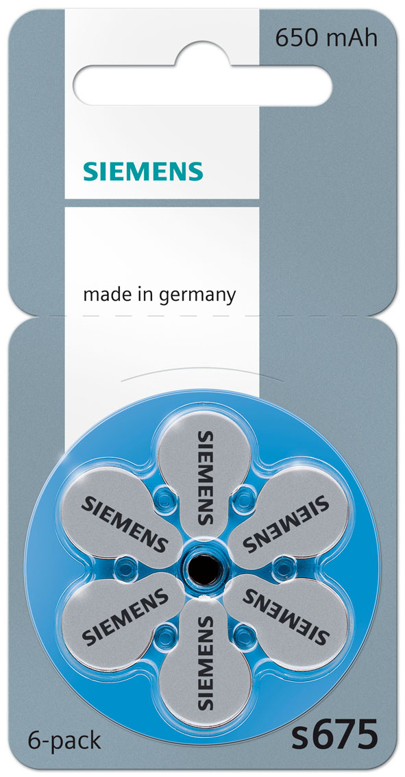 Battery Pack - 40 cells Siemens s675