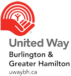 Logo of the United Way of Burlignton and Greater Hamilton