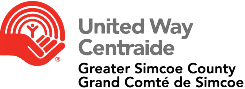 Logo of the United Way of Greater Simcoe County